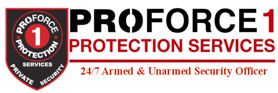 Proforce 1 Protection Logo